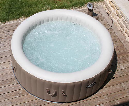 spa gonflable intex purespa 1