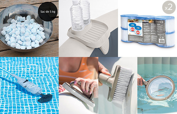 12 Filtres Pour Spa Gonflable Filtre Pour Spa Jacuzzi J400