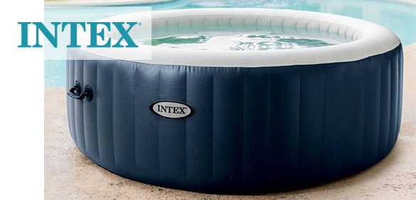 spa gonflable purespa intex