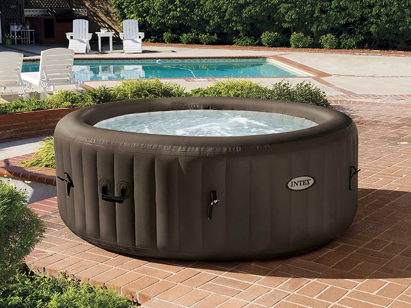 Spa gonflable avec jets massants spa - Acheter spa gonflable ...